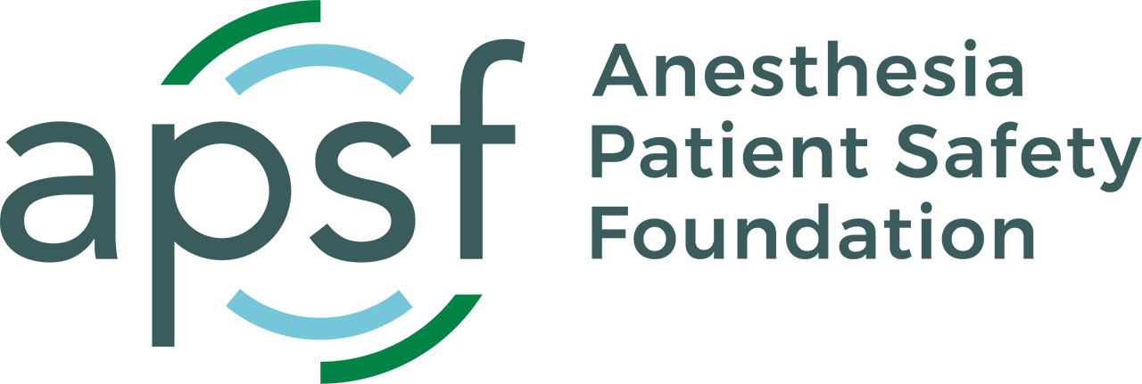 Mission And Vision Statements Anesthesia Patient Safety Foundation