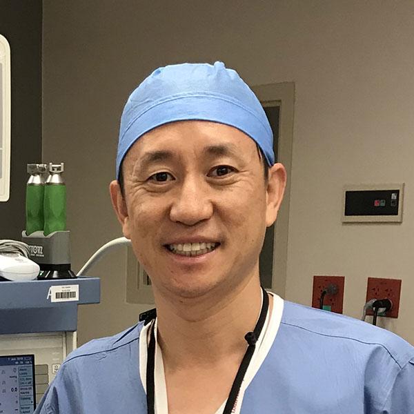 Jiapeng Huang, MD, PhD, FASE, FASA