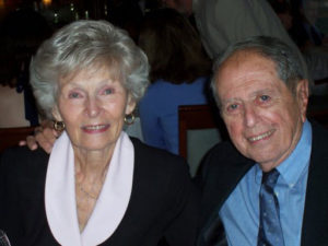 Dr. Ephraim S. (Rick) and Eileen Siker