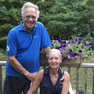 Drs. Alex & Carol Hannenberg