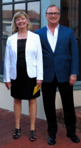 Drs. Joy L. Hawkins and Randall M. Clark