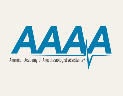 American Academy of Anesthesiologist Assistants®