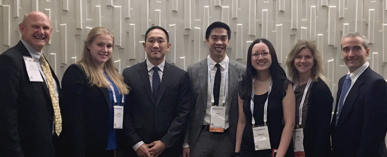 "1st Place - Anesthesia Residents - Daniel Wong, M.D., Montefiore Medical Center, ""Intraoperative Cephazolin Redosing - Practice Review and Improvement"""