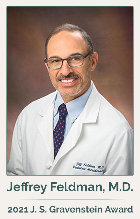 Jeffrey Feldman, M.D.