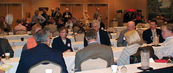 Participants at the 2007 Board of Directors Workshop