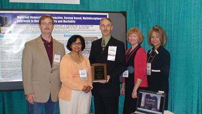 Presentation of the 2007 E.C. Pierce, Jr., MD Award