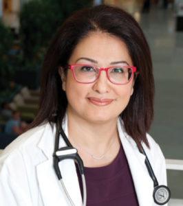 Sheila Riazi, MSc, MD, FRCPC