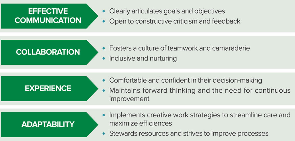 Key Attributes of Effective Leaders