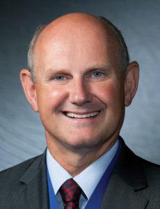 Mark A. Warner, MD現在のAPSF会長