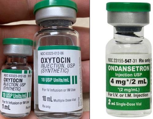 Oxytocin Vials