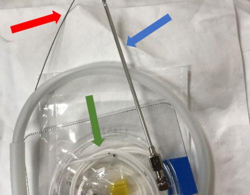 Integra® HermeticTM Lumbar Catheter Closed Tip kit